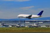 Airport impressions — Stock Photo