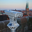 Nuremberg view point - Stock Photo