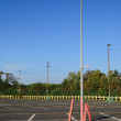 Parking lot — Stock Photo #7240331