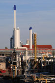 Chemical industry plant — Stock Photo