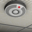 Smoke and fire detector — Stock Photo #7305700