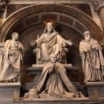 Jesus, Paul, Peter and Pope — Stock Photo #7493744