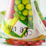 Cup & Saucer — Stock Photo #6838466