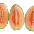 Slices of Rock Melon — Stock Photo #6870973
