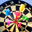 Dart Board — Stock Photo #6887543