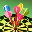 Dart Board — Stock Photo #6889476