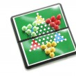 Chinese Checkers — Stock Photo