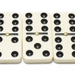 Stock Photo: Dominoes
