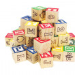 Alphabet Blocks — Stock fotografie
