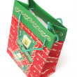 Royalty-Free Stock Photo: Christmas Shopping Bag