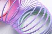 Slinky Toy — Stock Photo