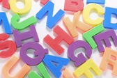 Alphabets — Stock Photo