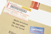 Registered Mail — Stock Photo