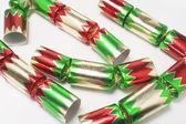 Christmas Crackers — Zdjęcie stockowe