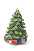 Miniature Christmas Tree — Stock Photo