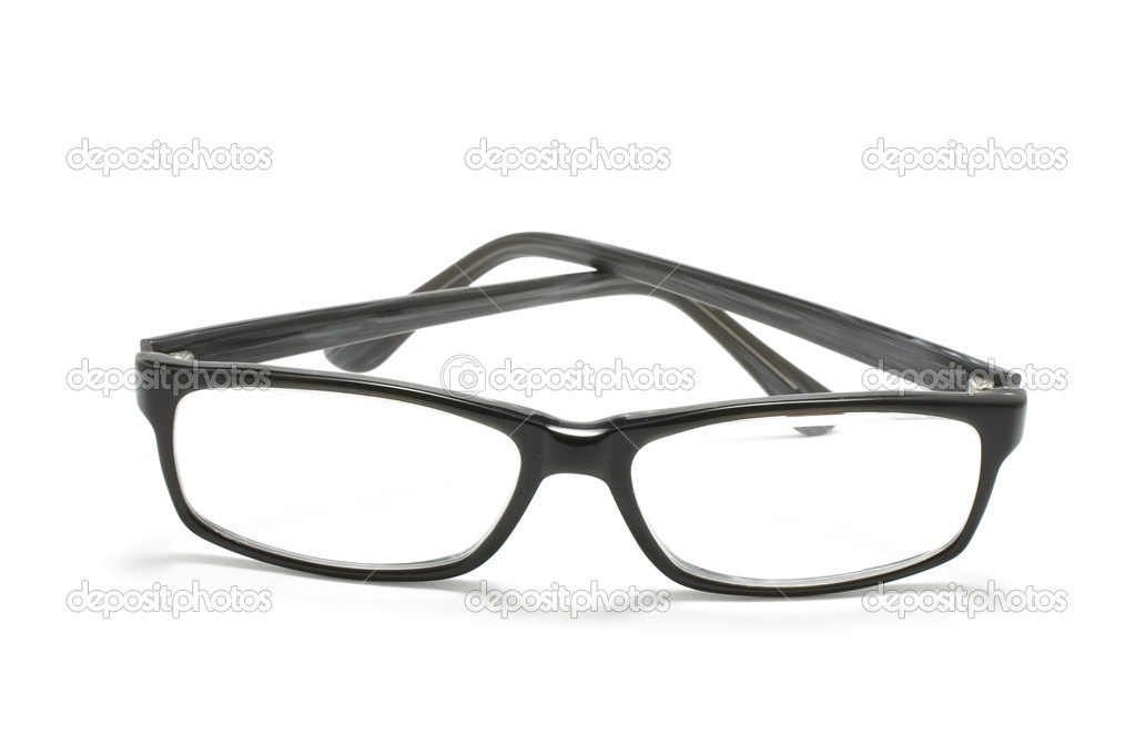 Eyeglasses on White Background — Stock Photo #6897229