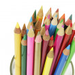 Colour Pencils — Stock Photo #6901277
