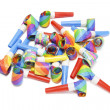Party Blowers — Stock Photo #6901720