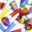 Stock Photo: Party Blowers