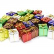 Gift Parcels — Stock Photo #6901833