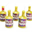 Stock Photo: Party Poppers