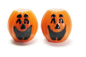 Pumpkin Ornaments — Stock Photo