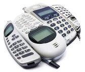 Mobile Phones — Stockfoto