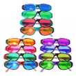 Stock Photo: Toy Sunglasses