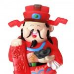 God of Prosperity Figurine — Stock Photo #7298402