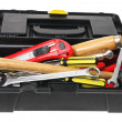 Tool Box — Stock Photo #7499158
