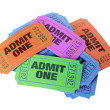 Movie Tickets — Stock Photo #7584463