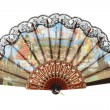 Folding Fan — Stock Photo #7584570