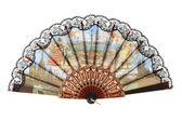 Folding Fan — Stock Photo