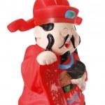 God of Prosperity Figurine — Stock Photo #7663974