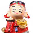 God of Prosperity Figurine — Stock Photo #7664162