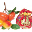 Chinese New Year Decorations — Stock Photo #7799521