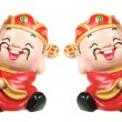 God of Prosperity Figurines — Stock Photo #7917228