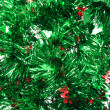 Stock Photo: Christmas Tinsel