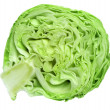 Sliced cabbage — Stock Photo