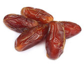 Close up of dates — Stock Photo