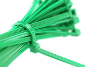 Zip tie — Stock Photo