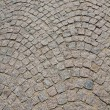 Stock Photo: Detail of cobbled road.