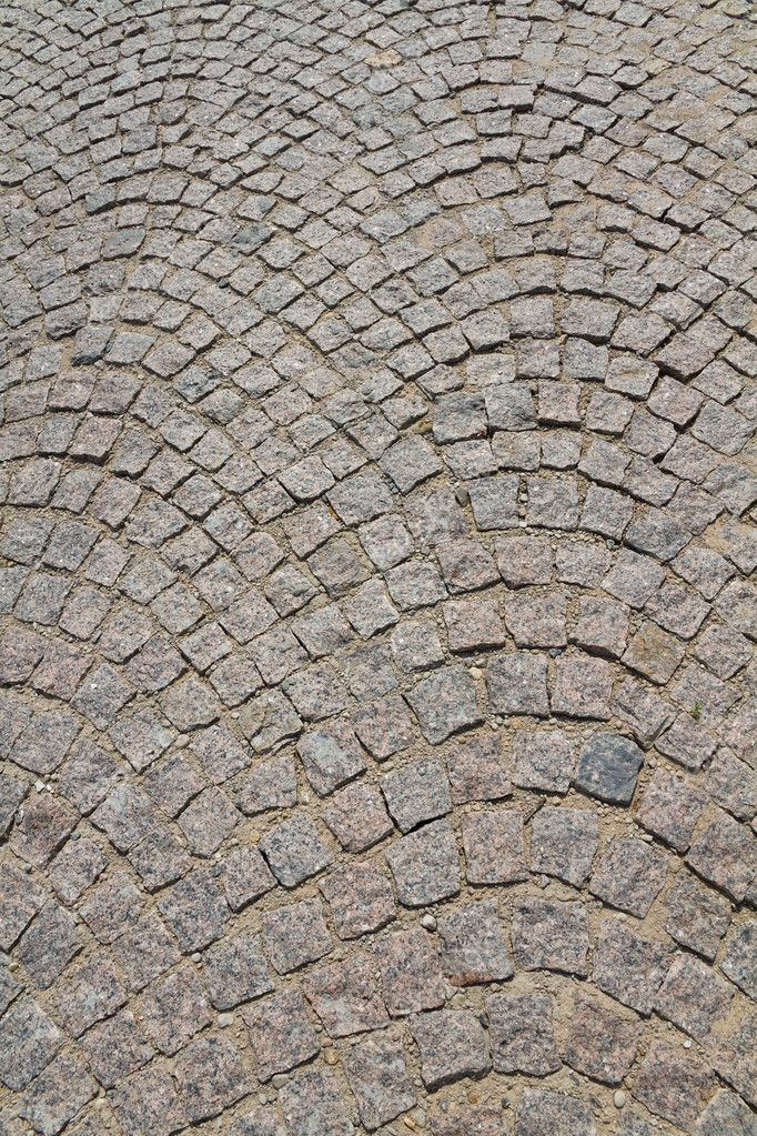 Detail of a cobbled road. — Stock Photo #7105285