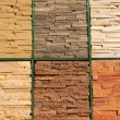 Stone texture wall — Stock Photo