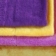 Colorful towels — Photo