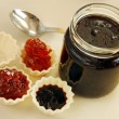 Delicious jam - Stock Photo