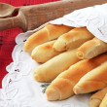 Homemade bread — Stock Photo #7323488