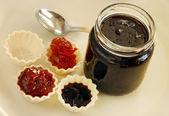 Delicious jam — Stock Photo