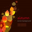 Autumn background — Stock Vector #6951562