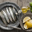Royalty-Free Stock Photo: Sardines